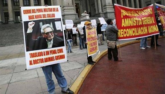 Poder Judicial absuelve a miembros del Movadef de apología al terrorismo |  PERU | GESTIÓN