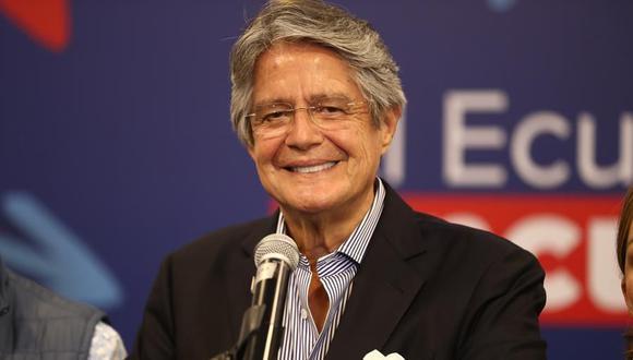 Guillermo Lasso. (Foto: EFE)
