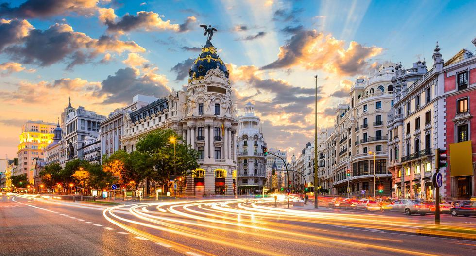 FOTO 1  1. España (Foto: shutterstock)