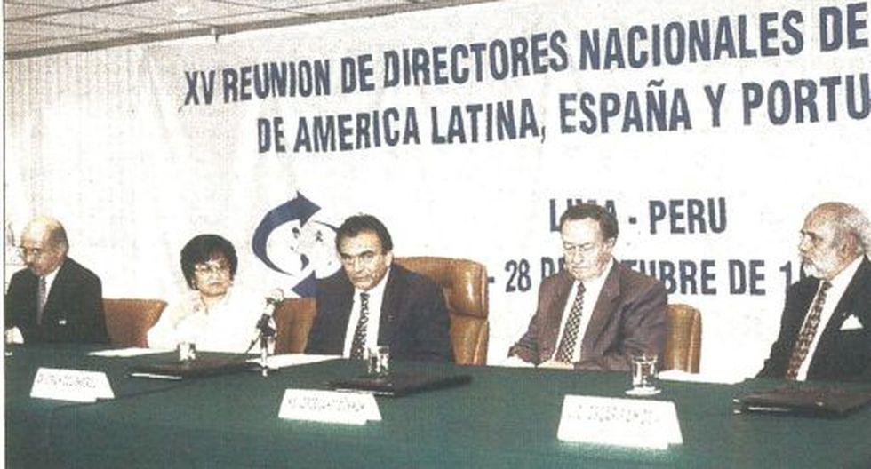 El canciller Goldenberg y el ministro Camet asistieron ayer a la inauguración de la XV Reunión de Directores de Aduanas de Latinoamérica, España y Portugal.