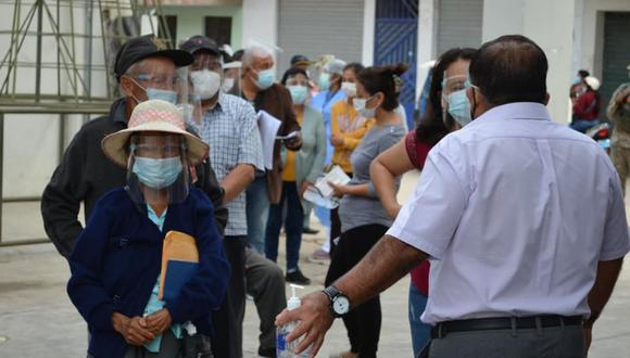 A la fecha hay 114,897 casos confirmados desde el inicio de la pandemia en la región. Foto: Diresa Junín