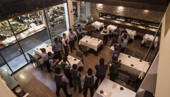 Restaurante Central. (Foto: USI)