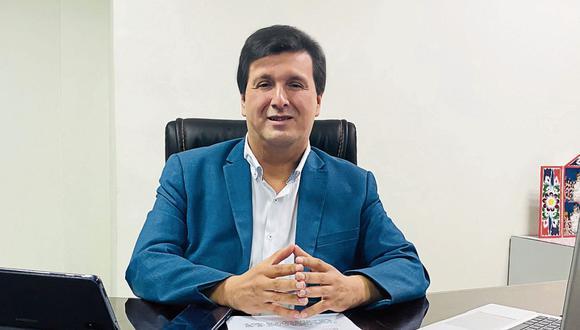 Vivienda. José Pando Fernández, alcalde de Independencia dijo que actualmente están paralizados 20 proyectos inmobiliarios.  (Foto: Difusión)