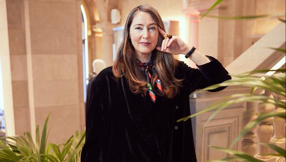 Ann-Sofie Johansson. (Foto: damernasvarld.se)