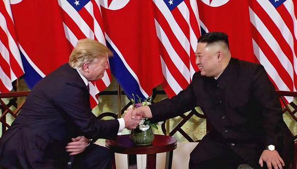 """Para John Bolton,la cumbre fue éxito porque Trump """"protegió y avanzó"""" en los intereses nacionales de Estados Unidos. (Foto: EFE)"""