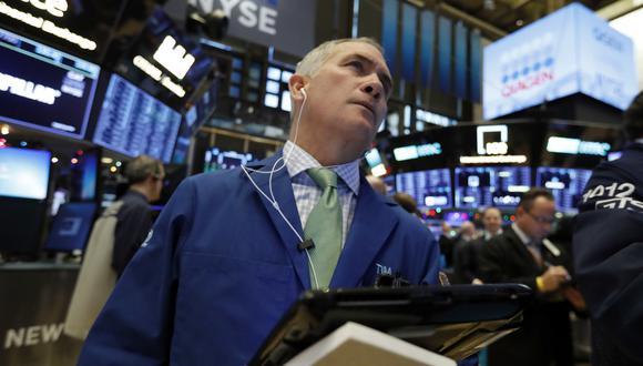 El selectivo S&P 500 cayó un 1.91 % o 50.59 unidades, hasta 2,599,95. (Foto: AP)