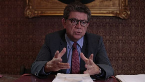 Meza-Cuadra indicó que ayer tuvo una conferencia virtual con diversos ministros de Francia, España y otros países de América Latina, en el cual se abordó el combate contra esta enfermedad. (Foto: Hugo Pérez)