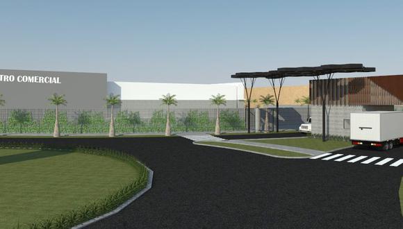Indupark ofrece terrenos que van desde los 1000 m2 distribuidos en las más 200 hectáreas del complejo industrial.