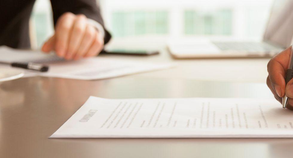 FOTO 2 |No salgas a trabajar en el extranjero sin un contrato u oferta en firme (Foto: iStock)