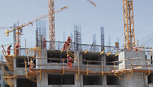 Inmobiliario. Proyectos se están reactivando vía fondos de deuda. (Foto: GEC)
