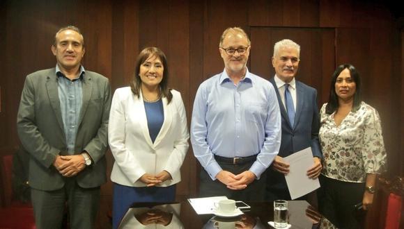 El pasado 3 de enero, Jorge Muñoz indicó que espera firmar un convenio con la ATU para que se reconozca a la comuna capitalina como la institución que pueda ejecutar los teleféricos.  (Foto: ATU)