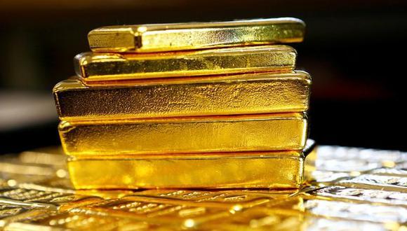 Los futuros del oro en Estados Unidos mejoraban un 0.2%, a US$ 1,340 la onza. (Foto: Reuters)