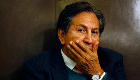El expresidente Alejandro Toledo es investigado por los presuntos delitos de lavado de activos en el caso Odebrecht. (Foto: GEC)