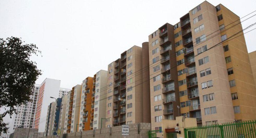 Los inmuebles que poseen tres dormitorios lideran la demanda con 55%. (Foto: Difusión)