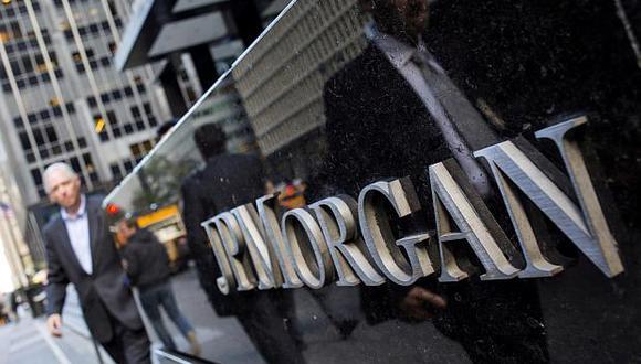 La ganancia registrada por JP Morgan en el segundo semestre superó las estimaciones de los analistas. (Foto: Reuters)<br>