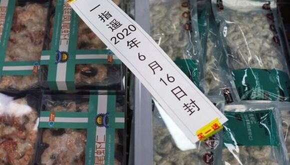 China ya comenzó las pruebas de COVID-19 en carnes y mariscos importados, y en frigoríficos de carne nacionales. (Foto: REUTERS/Carlos Garcia Rawlins)