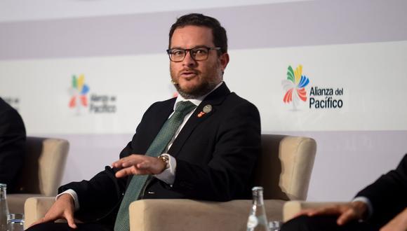 Edgar Vásquez. (Foto: Bloomberg)