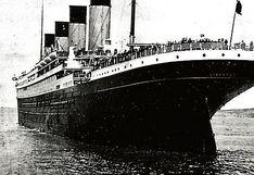 """El pecio del """"Titanic"""", protegido por un tratado británico-estadounidense"""