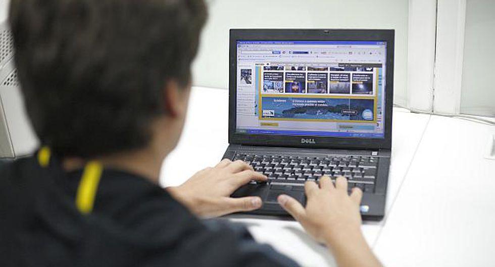 El sector telecomunicaciones aporta el 4.8% del PBI nacional, afirmó el Osiptel.(Foto: El Comercio)