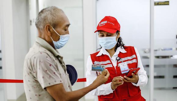 El Bono 600 es entregado para los peruanos afectados económicamente durante la pandemia del COVID1-9. (Foto: Andina)