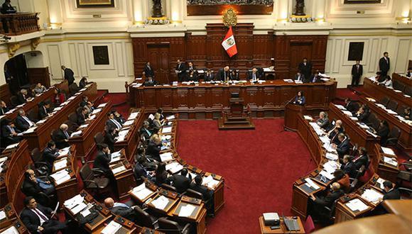 El Congreso de la República tendrá de ahora en adelante diez bancadas. (Foto: Agencia Andina)