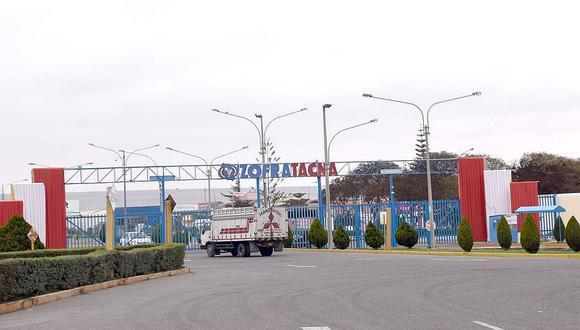 Zofratacna. Buscan impulsar la exportación y que más empresas vean beneficios de instalarse en esta zona.