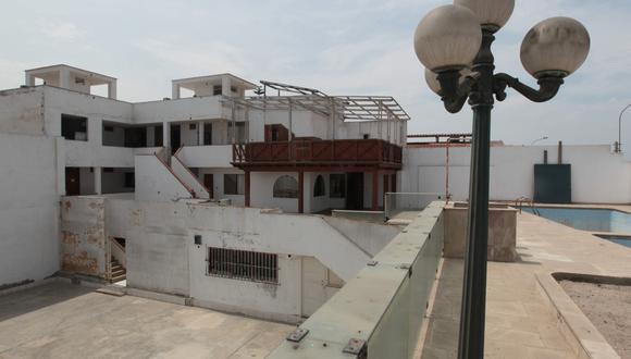 El 'Búnker' tiene 20 habitaciones, las cuales se conectan por una red de túneles y pasadizos secretos.