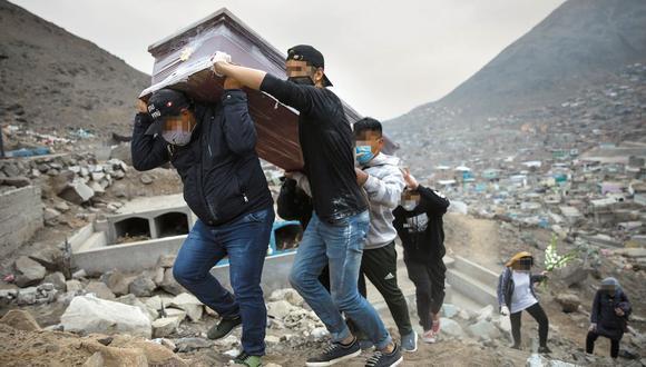 La cantidad de pacientes fallecidos aumentó este jueves. (AP Photo/Rodrigo Abd)