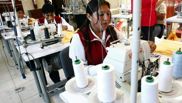 El gremio manifestó que un 28% de la economía peruana está en manos de empresas formales. (Foto: GEC)