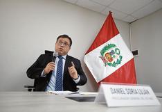 Procurador General pide a Fiscal de la Nación ser notificado si abre investigación contra Vizcarra