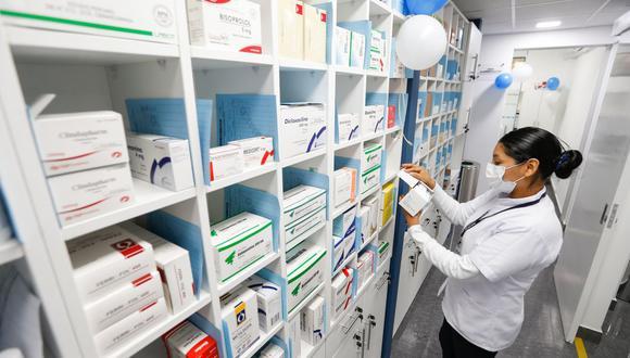 Esta categoría mueve los S/ 120 millones en el canal de farmacias y ya en el primer trimestre de este año lleva un crecimiento acumulado de 29%, impulsado por enjuagues, pastas y cepillos dentales. (Foto: Minsa)