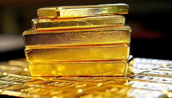 El oro subió más de 1% en la víspera por datos sobre el empleo en Estados Unidos. (Foto: Reuters)