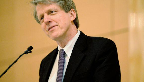 Robert J. Shiller, es economista de Yale. Su trabajo cubre la predicción de los precios de los activos y la ineficiencia de los mercados. (Foto: Bloomberg)