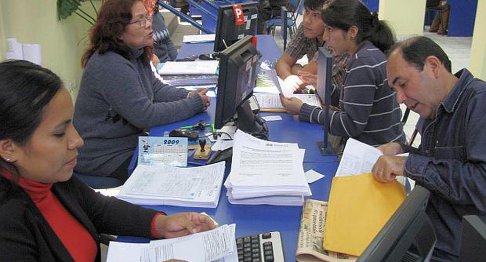 Los municipios de Comas y Magdalena del Mar establecieron beneficios para que contribuyentes se pongan al día con el pago de tributos municipales. (Foto: USI)