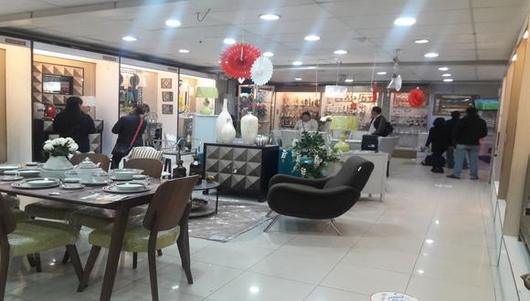 Locales. La cadena de muebles cuenta con cuatro tiendas en Lima. (Panorama Hogar)