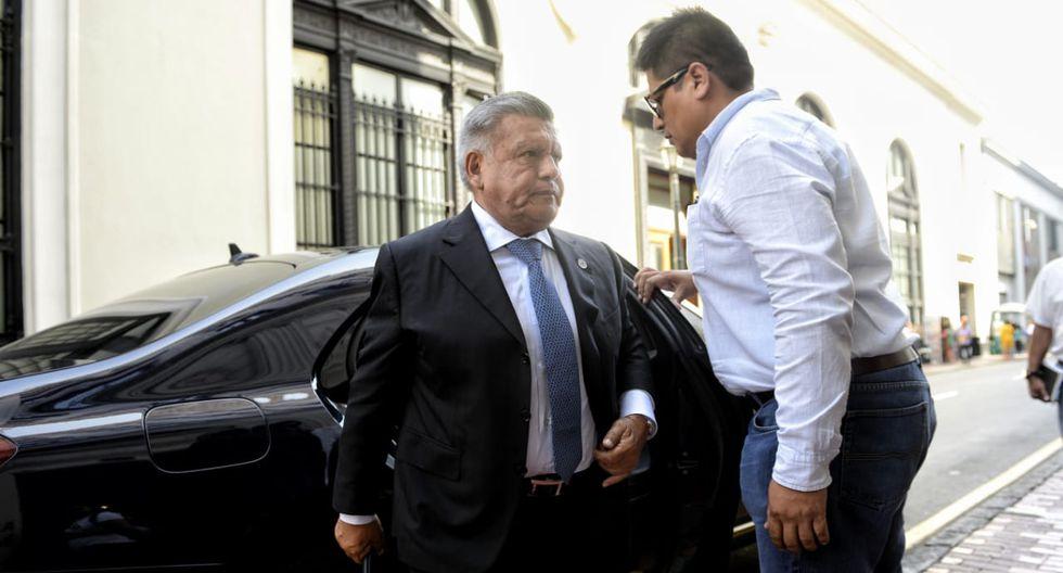 César Acuña es líder de Alianza para el Progreso, partido que tiene 22 representantes en el Congreso. (Foto: GEC)