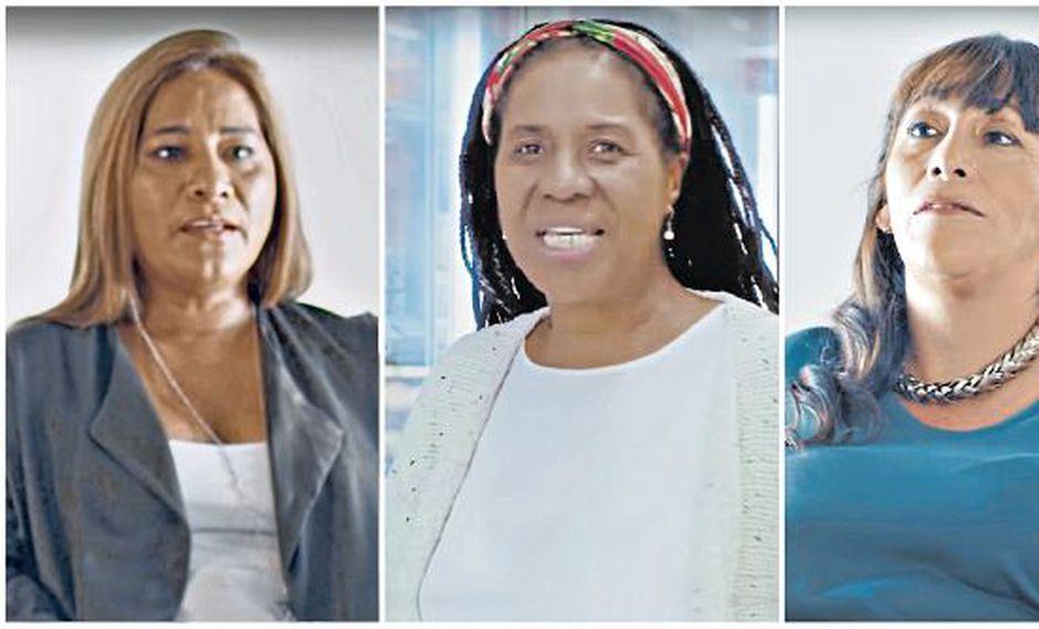 Las mamás de los seleccionados (Foto: USI).