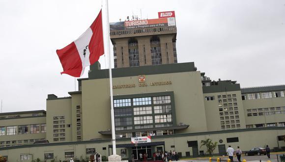 Normas publicadas hoy en el diario oficial El Peruano confirman cambios en la PNP y otros cargos del Ministerio del Interior. (Foto: Andina)