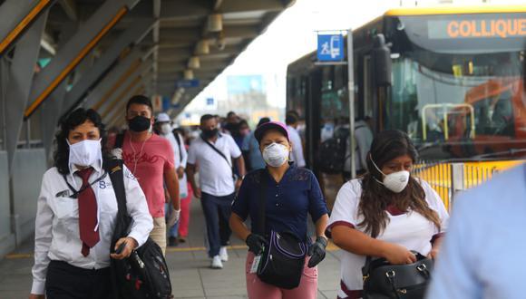Funcionarios y servidores públicos que no brindan atención a los ciudadanos tendrán que ingresar antes de las 7 a.m. (Foto: GEC)