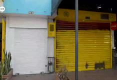 Colombia: Quiebra de negocios en Bogotá
