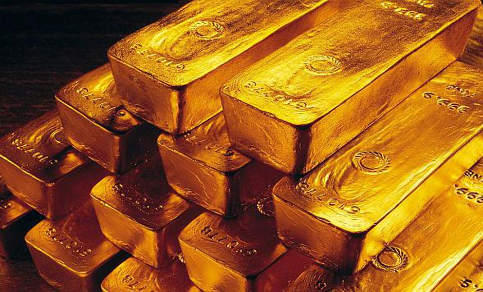 El oro abrió a la baja en la última sesión de la semana. (Foto: AP)
