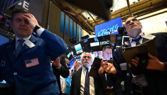 Las mayores pérdidas se las llevó el energético (6.65%), seguido por el financiero (6.11%). (Foto: AFP)