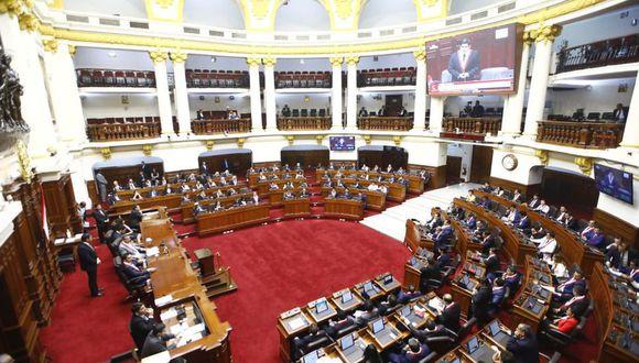 La actual legislatura vence el próximo domingo 5 de julio y no será ampliada, aseguró el vicepresidente del Parlamento, Luis Valdez. (Foto: Congreso de la República)