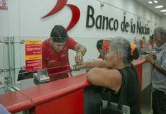 Bono 380: Banco de la Nación atenderá este sábado y domingo