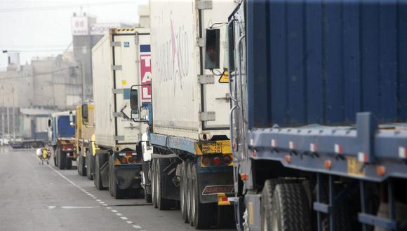 """Hasta el momento, el """"pico y placa"""" se aplica solo en un tramo de la carretera Panamericana Sur. (Foto: GEC)"""