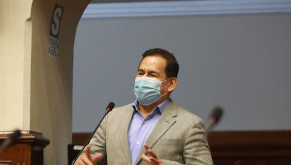 José Vega Antonio es el candidato presidencial de UPP. (Foto: Congreso)