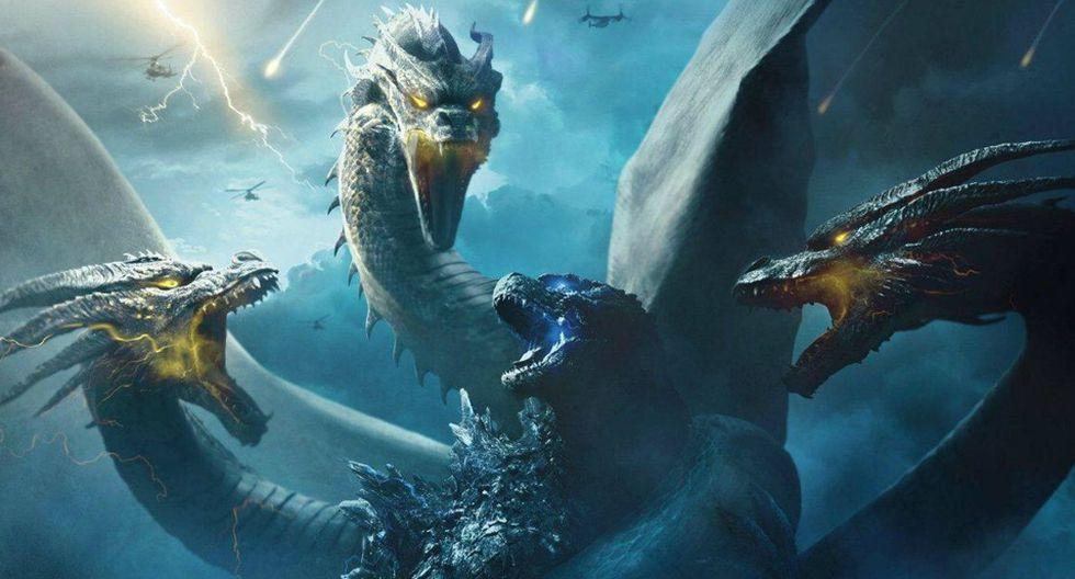 """Foto 4   """"Godzilla 2"""" cayó de la primera a la cuarta plaza, con US$ 15.5 millones; según la empresa especialista en la industria Exhibitor Relations. (Foto: IMDB)"""