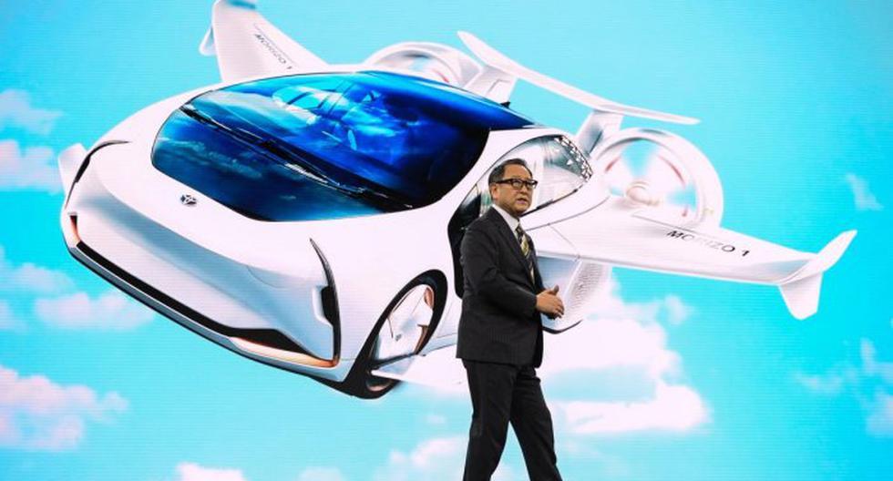 Joby Aviation se encuentra desarrollando un pequeño avión eléctrico de cinco plazas con despegue y aterrizaje verticales, similar a un helicóptero. (AFP)