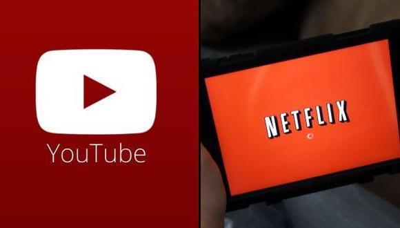 """Es el caso, por ejemplo, de Netflix que, debido a la amplitud de sus contenidos y su elevado número de usuarios, genera más de 24,000 toneladas de carbono anualmente """"solo a partir de las visitas a su sitio web"""", sin tener en cuenta las interacciones con su aplicación móvil. (Foto: Difusión)"""
