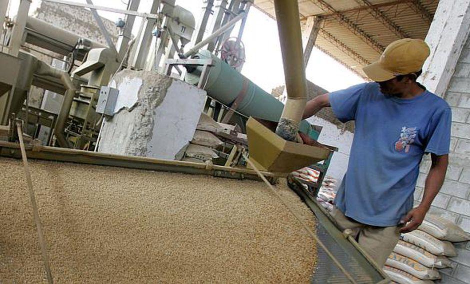 Con el acuerdo, los productores peruanos de arroz podrán exportar el producto al mercado colombiano de manera inmediata. (Foto: El Comercio)